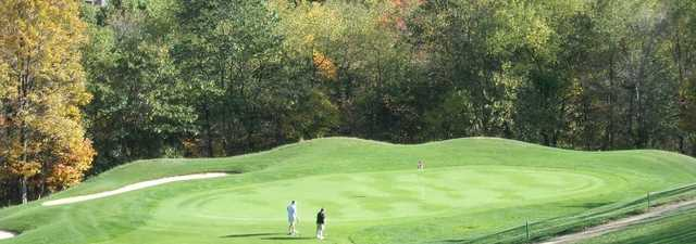Pheasant Ridge GC: #12