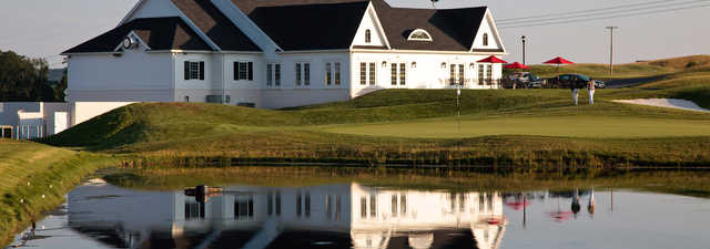 Royal Manchester Golf Links: Clubhouse