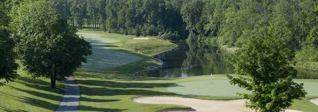 Golden Oaks GC: #18