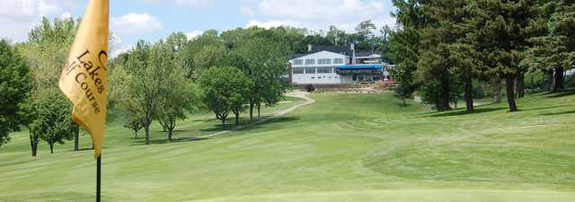 3 Lakes GC: Clubhouse
