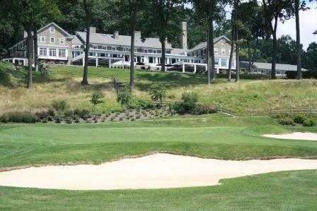 A View Of Green At Manufacturers Golf Country Club