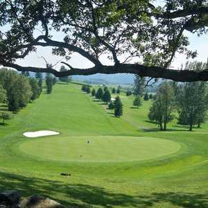 Lenape Heights GC: #9