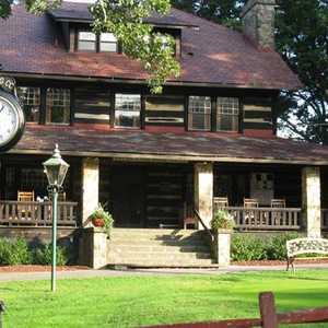 Foxburg CC: Clubhouse