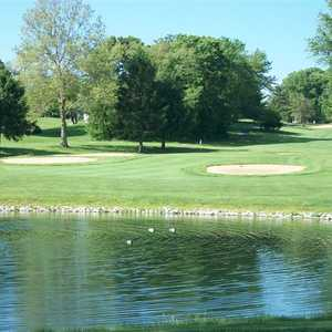 Willow Valley GC: #9