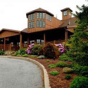 Golden Oaks GC: Clubhouse
