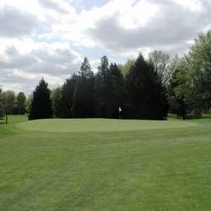 Butler's GC - Woodside: #17