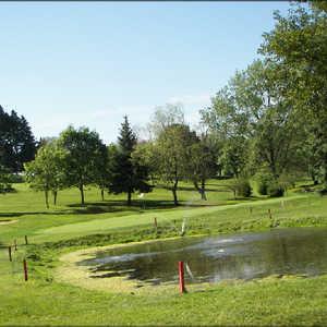 3 Lakes GC: #17