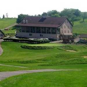 Glengarry Golf Links: Clubhouse