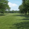 A view from the 2nd tee at Conocodell Golf Club