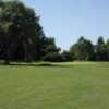 A view from fairway #9 at Stoughton Acres Golf Course