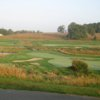 A view of a green at Wyncote Golf Club