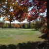 A view from the right side of a fairway at Wilkes-Barre Golf Club