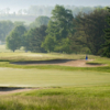 A view of a hole at Sinking Valley Country Club