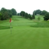 A view of hole #4 at Chester Valley Golf Club