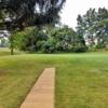 View of a green at Shepherd Hills Golf Club