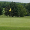 A view of green #6 at Laurel Mill Golf Course
