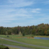 A fall day view from Beechwoods Golf Course.