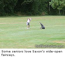 Saxon Golf Course