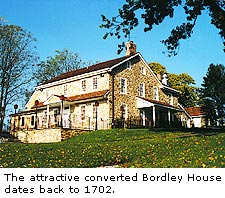 The Bordley House